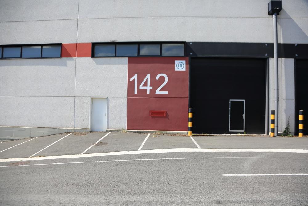 Imagen de Pabellón 142 V2 en planta 1, Polígono Industrial Oinartxo – Azkoitia