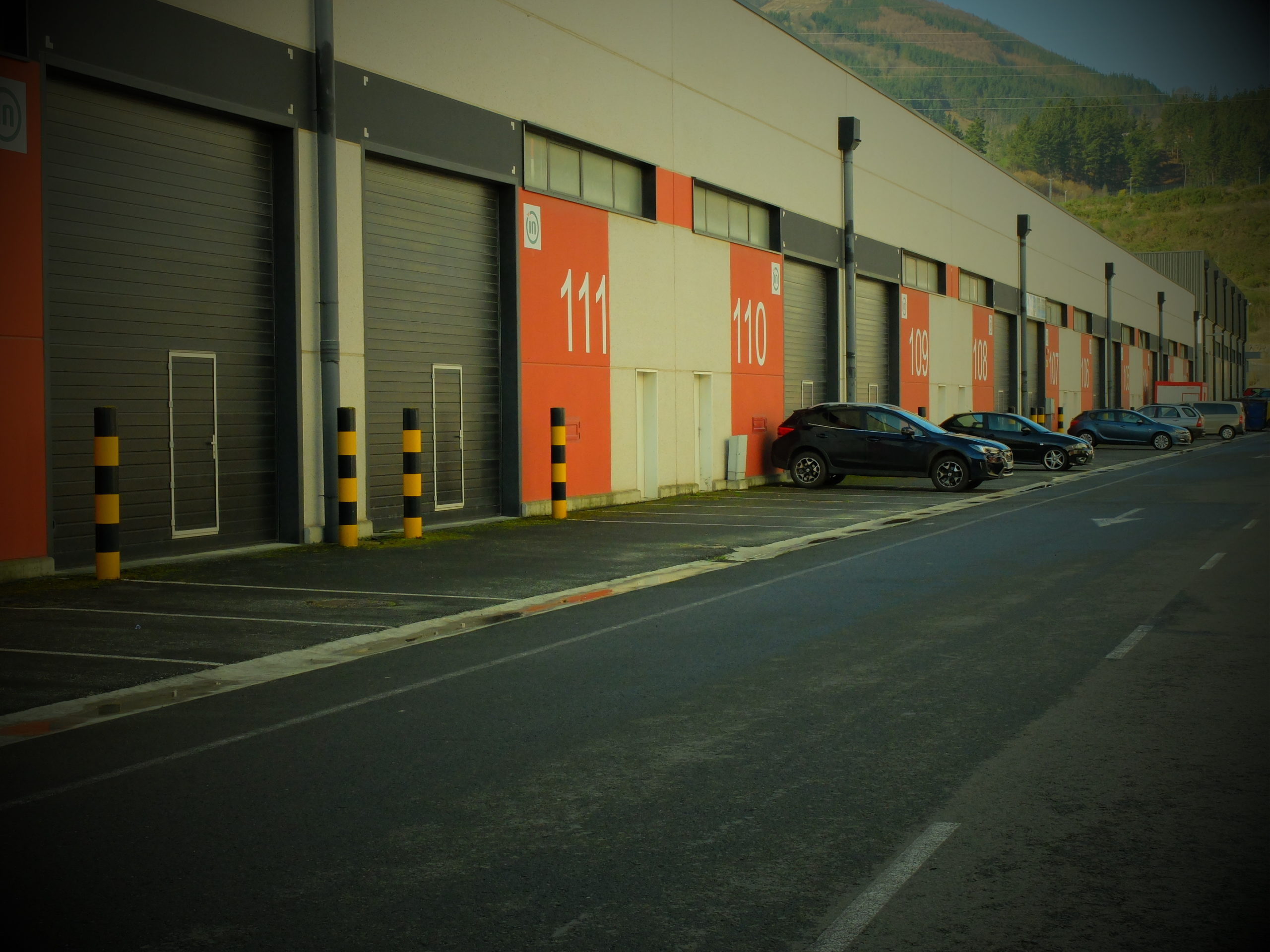 Imagen de Pabellón 108 V1, Polígono Industrial Oinartxo – Azkoitia