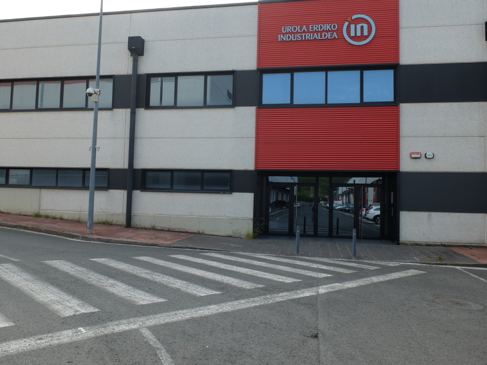 Imagen de Oficina L.204 planta 2, Polígono Industrial Oinartxo – Azkoitia