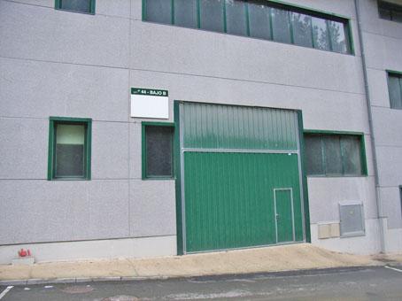 Imagen de Edificio A P-44 BAJO B, Polígono Industrial Matsaria – Eibar (Gipuzkoa)