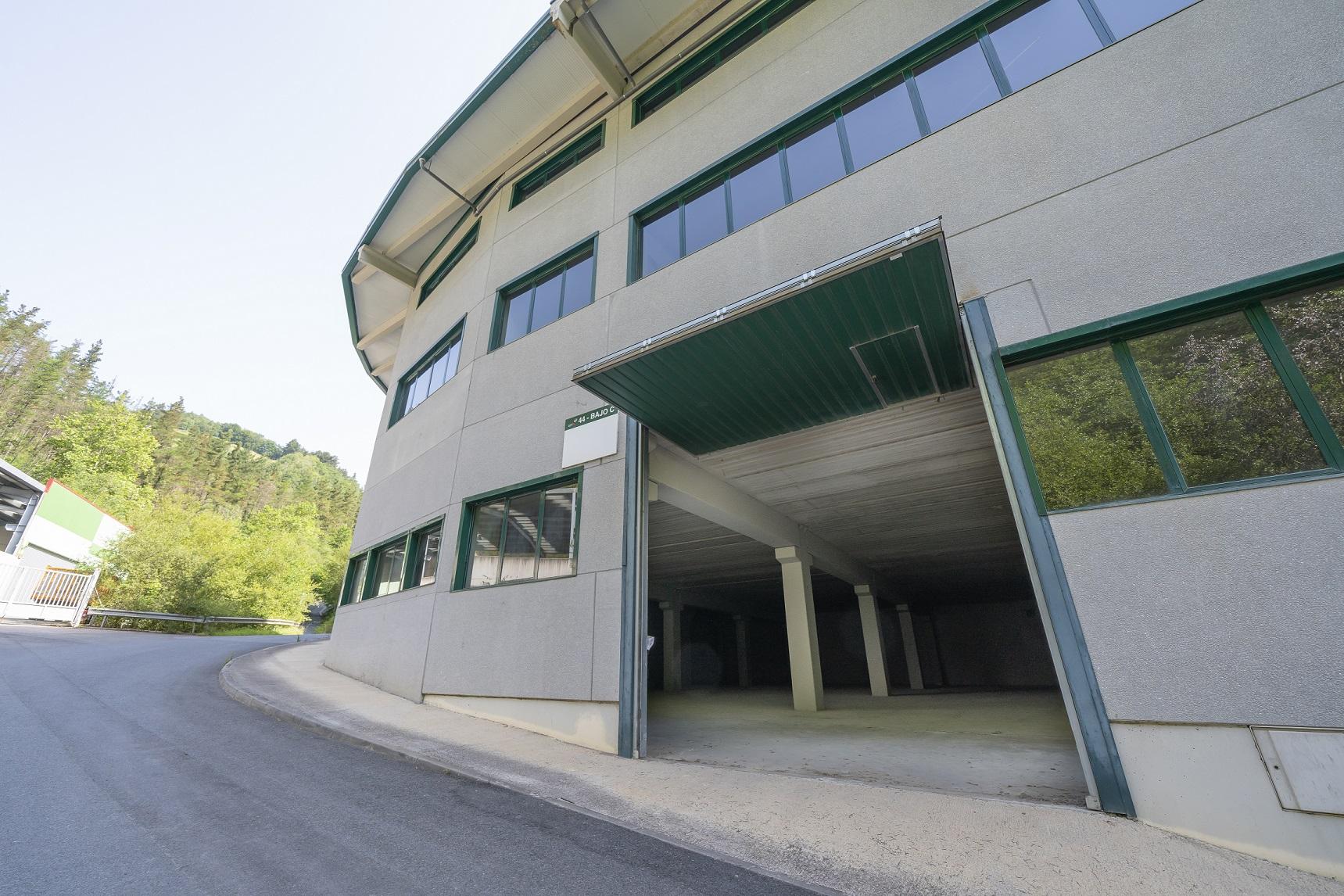 Imagen de Edificio A P-44 BAJO C, Polígono Industrial Matsaria – Eibar (Gipuzkoa)