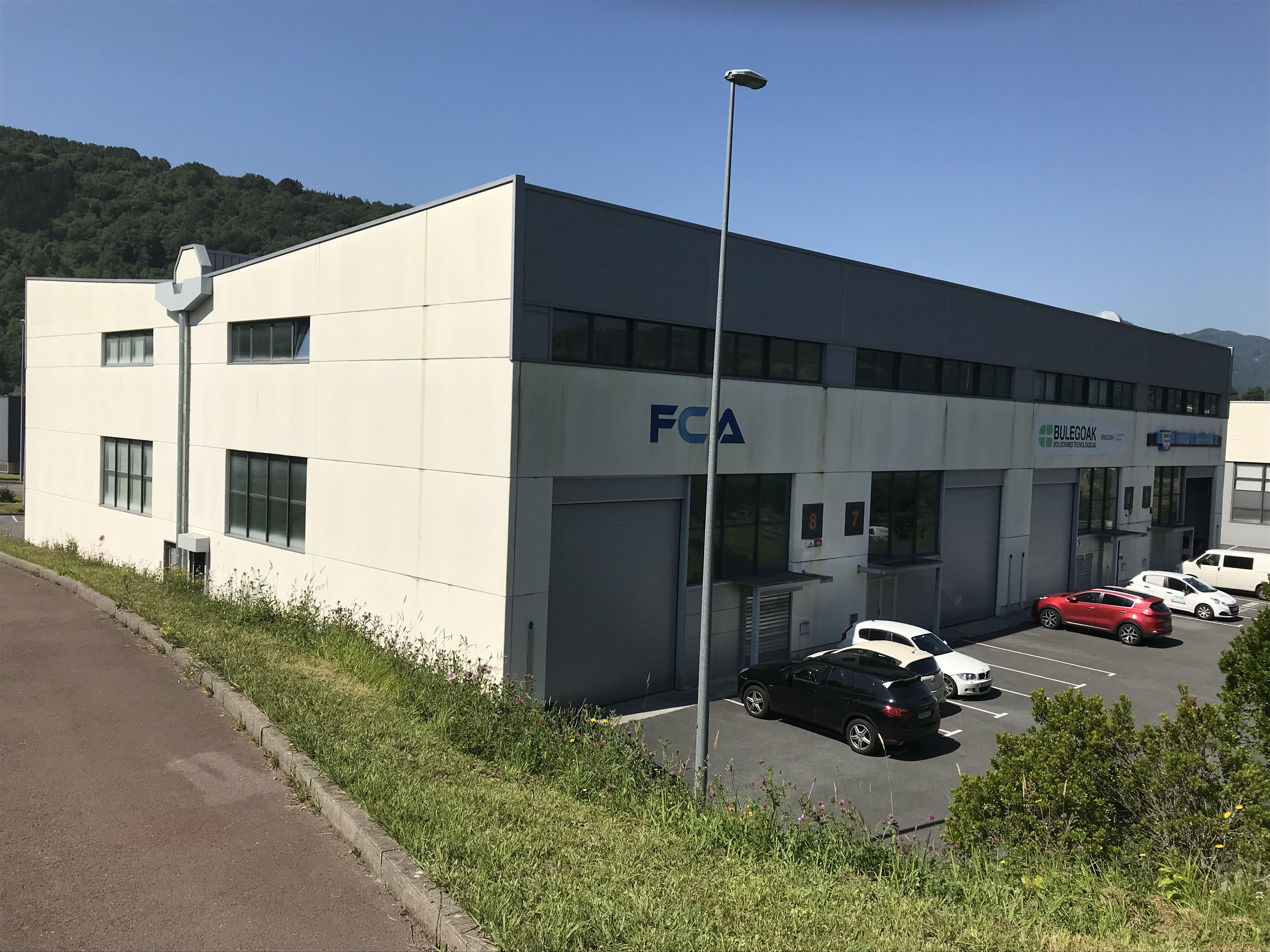 Imagen de Parcela E-3 Pabellón 2, Polígono Industrial Apattaerreka – Ibarra (Gipuzkoa)