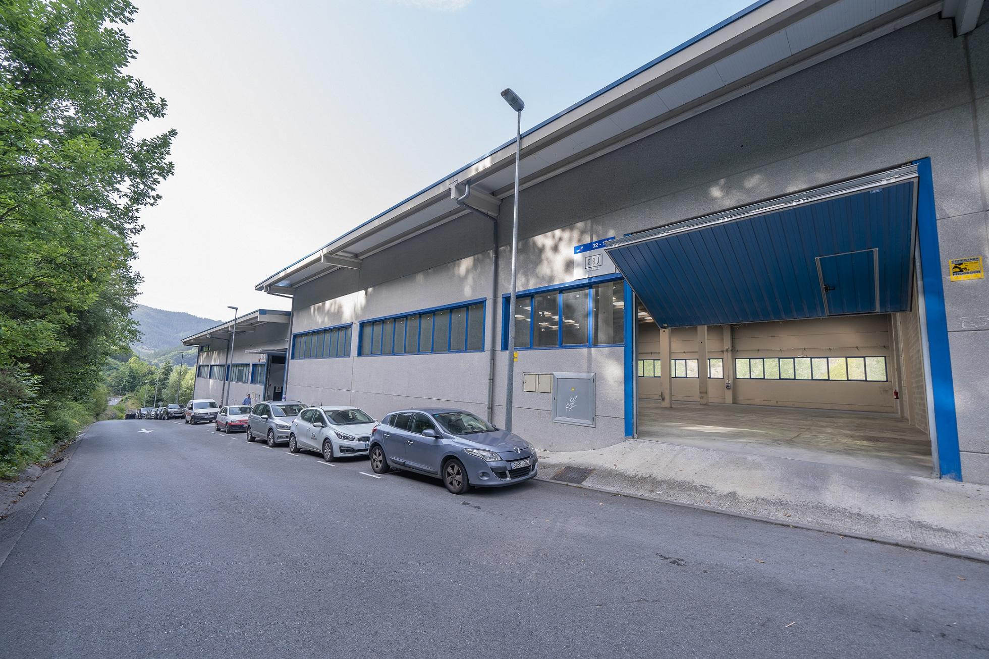 Imagen de Edificio D P-32.1B, Polígono Industrial Matsaria – Eibar (Gipuzkoa)