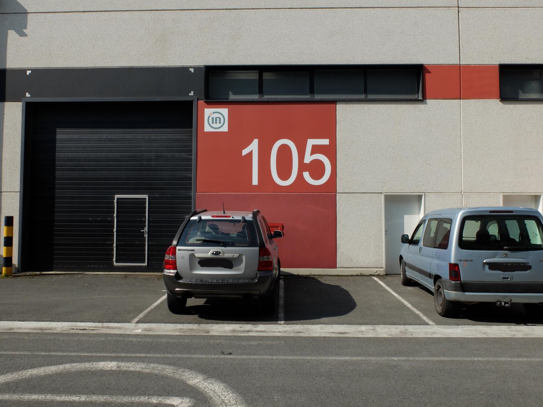 Imagen de Pabellón 105 V1 en planta 1, Polígono Industrial Oinartxo – Azkoitia