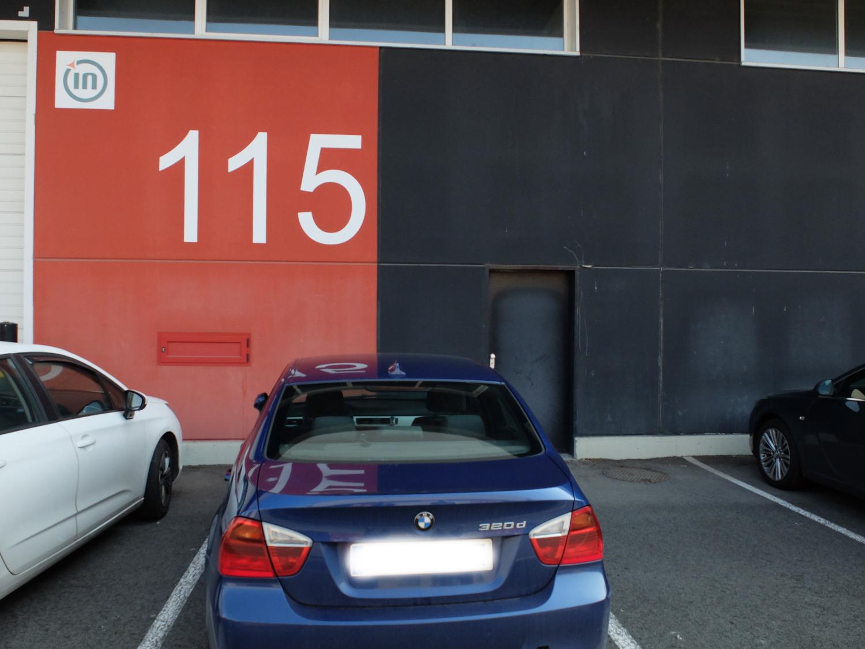 Imagen de Pabellón 115 V2 en planta 0, Polígono Industrial Oinartxo – Azkoitia