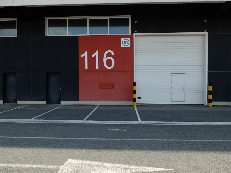 Imagen de Pabellón 116 V2 en planta 0, Polígono Industrial Oinartxo – Azkoitia