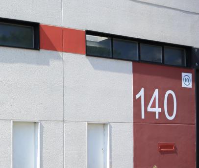 Imagen de Pabellon 140 v2 en planta 1, Poligono industrial Oinartxo – Azkoitia
