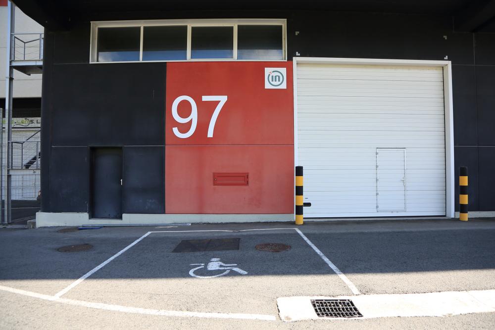 Imagen de Pabellón 97 V1, Polígono Industrial Oinartxo – Azkoitia