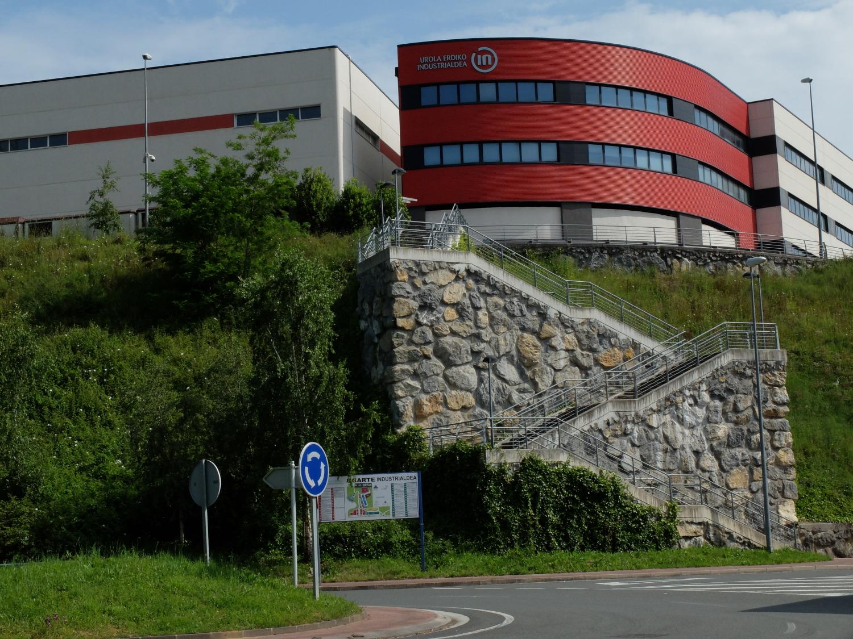 Imagen de Oficina L.303 planta 3, Polígono Industrial Oinartxo – Azkoitia