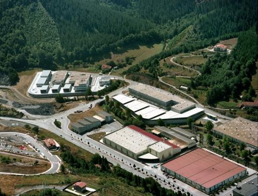 Imagen de Polígono Industrial Markulete E45 – Arrasate