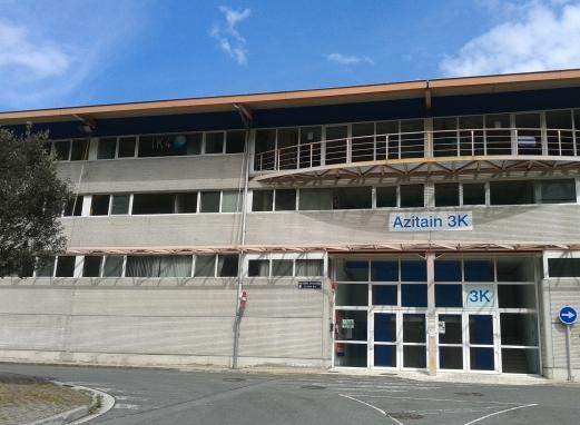 Industrialdea Azitain Barren – Eibar (Gipuzkoa)