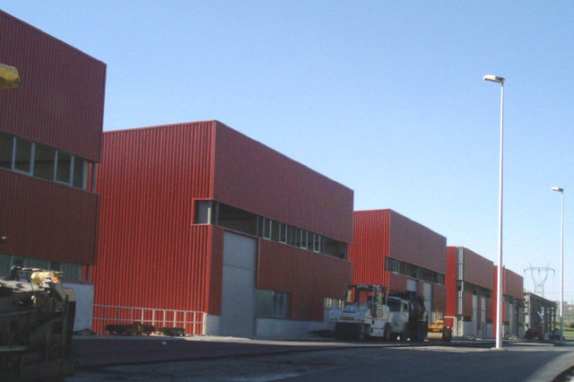 Polígono Industrial Ballonti – Portugalete (Bizkaia)