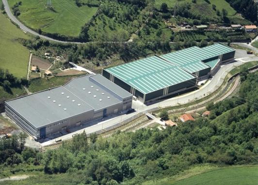 Polígono Industrial Bainetxe – Aretxabaleta (Gipuzkoa)
