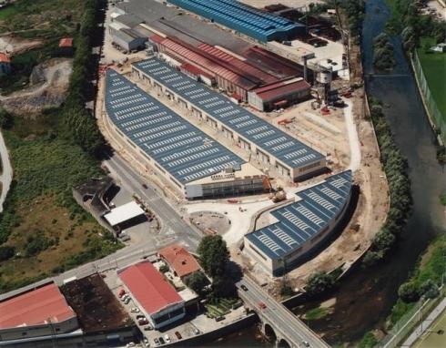 Imagen de Industrialdea Ibaiondo – Hernani (Gipuzkoa)
