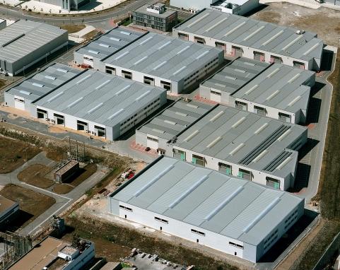 Imagen de Pabellón F10, Polígono Industrial Jundiz – Vitoria