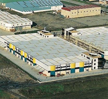 Imagen de Polígono Industrial Gojain – Legutiano (Araba)