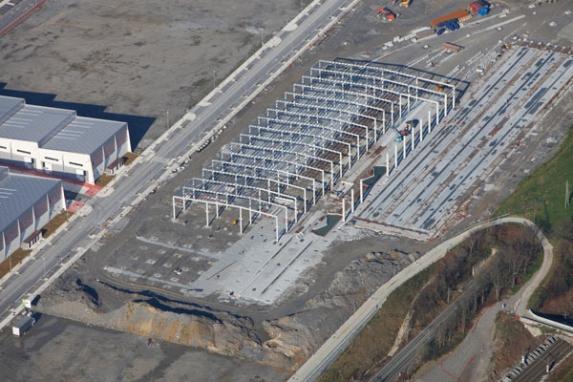 Polígono Industrial Araso – Irun (Gipuzkoa)