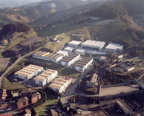 Imagen de Polígono Industrial Argixao – Zumarraga (Gipuzkoa)