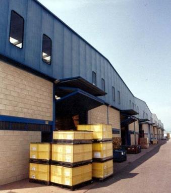 Polígono Industrial Aldaiturraga – Amurrio