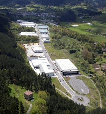 Polígono Industrial Bildosola Auzunea – Artea/Arantzazu (Bizkaia)