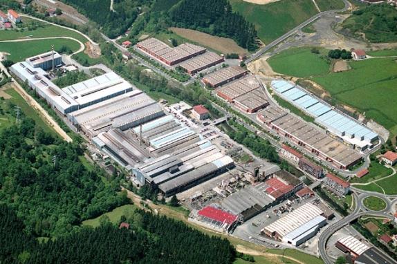 Ugarte 1., 2. eta 4. faseko industri gunea – Azkoitia