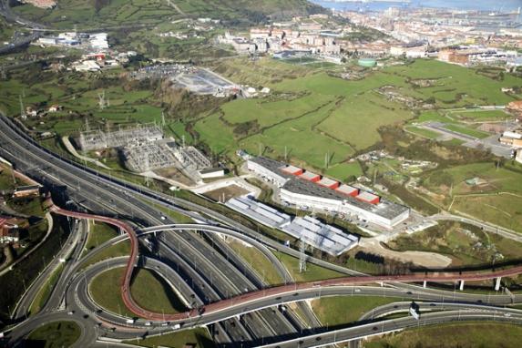 Polígono Industrial Ballonti II- Ortuella (Bizkaia)