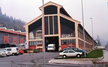 Imagen de Polígono Industrial Labegaraieta – Bergara