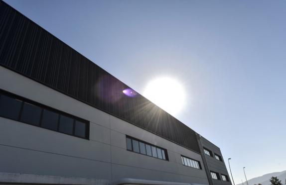 Polígono Industrial Larramendi – Bergara