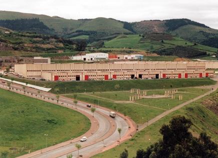 Polígono Industrial El Campillo – Abanto – Zierbana