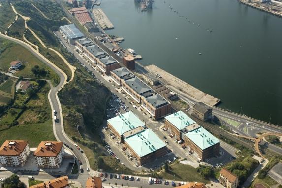 Polígono Industrial Axpe – Erandio (Bizkaia)