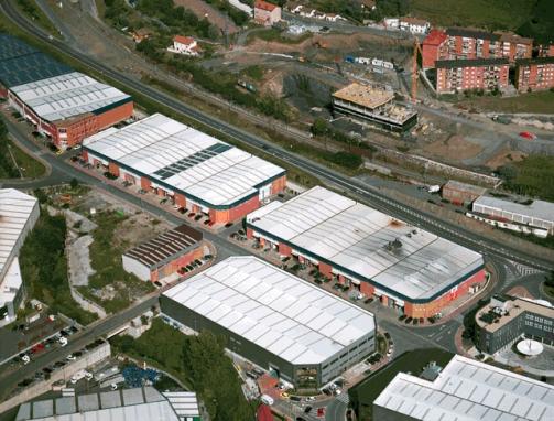 Industrialdea Granada – Ortuella