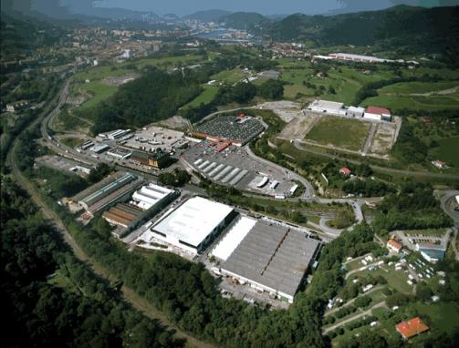 Polígono Industrial Lintzirin – Oiartzun