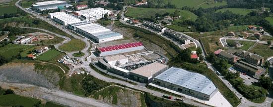 Polígono Industrial Egiburuberri – Errenteria (Gipuzkoa)
