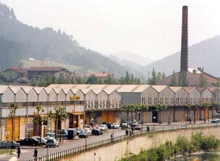 Polígono Industrial Gardea – Laudio (Araba)