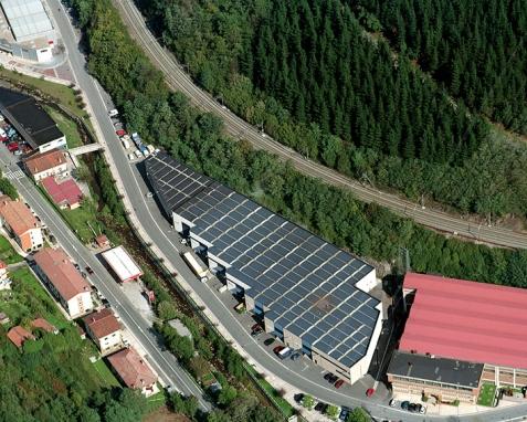 Legazpi industri gunea – AREA 58 – Legazpi