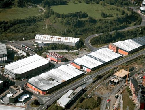 Imagen de Industrialdea Granada – Ortuella