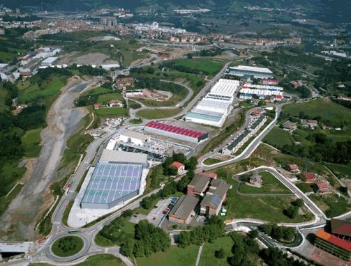 Imagen de Polígono Industrial Egiburuberri – Errenteria (Gipuzkoa)