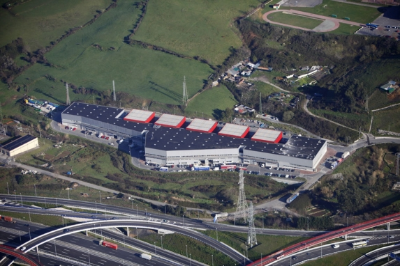 Imagen de Polígono Industrial Ballonti – Portugalete (Bizkaia)