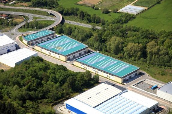 Bildosola industri gunea – Artea (Bizkaia)