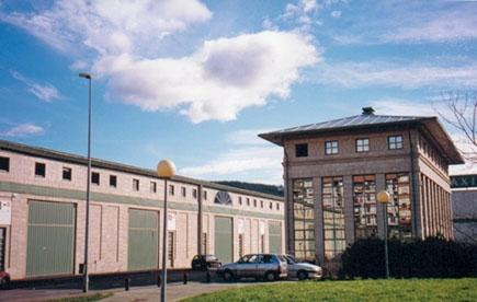 Polígono Industrial Txaporta – Gernika