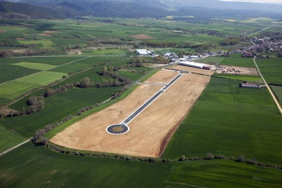 Imagen de Parcela I-3A, Polígono Industrial S1 UE1 – Kanpezu