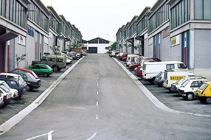 Imagen de Polígono Industrial Sagasti – Lezo
