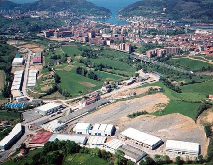 Imagen de Polígono Industrial Masti Loidi – Errenteria