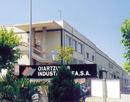 Polígono Industrial Ugaldetxo – Oiartzun