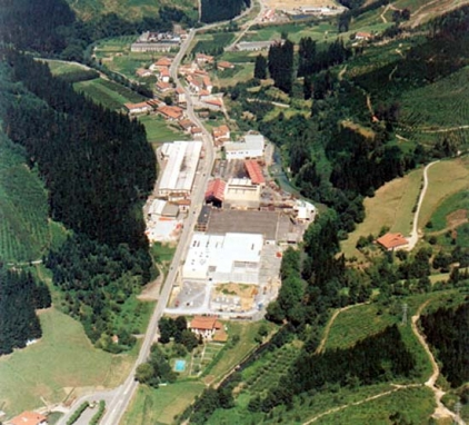 Polígono Industrial Zubillaga – Oñati