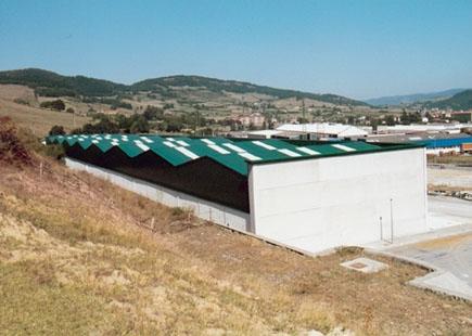 Polígono Industrial La Tejera – Orduña