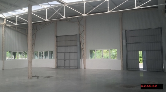 Polígono Industrial Basabe-Edificio C – Aretxabaleta (Gipuzkoa)