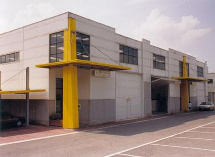 Polígono Industrial Saratxo – Amurrio