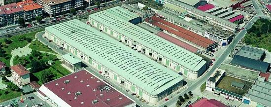 Txaporta industri gunea – Gernika