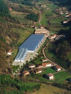 Imagen de Polígono Industrial Intxausti – Zegama